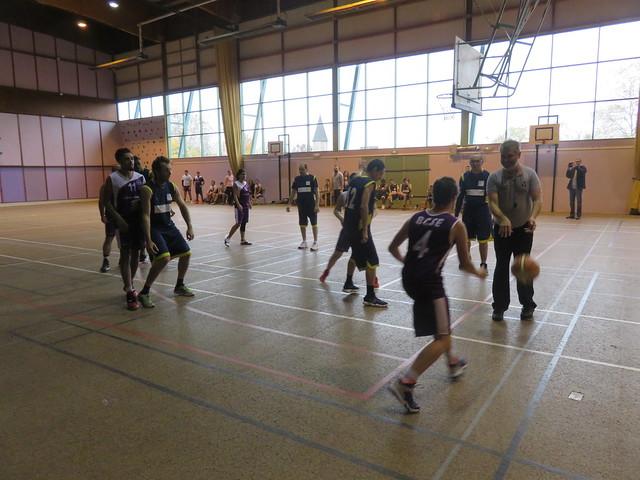 Championnat Régional Basket - plateau 1 - zone Est - Bourg-en-Bresse (01) - 23 novembre 2019