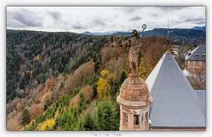 Ottrot - Le Mont Sainte-Odile