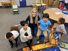 Mrs. Mulholland - Teacher of the Year 2019