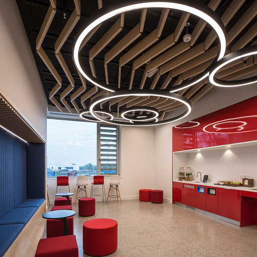 Johnson & Johnson Vision Care _ van Dijk Architects_ Limerick _ 2019 _ Coffee Dock