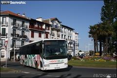 Irisbus Arway – Transdev – Citram Pyrénées / Hegobus n°11075