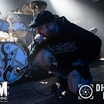 As I Lay Dying, After The Burial and Emmure live at The Space at Westbury, NY on November 24th, 2019
