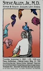 Humor & health: juggling life's stress