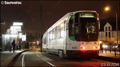 Alsthom TFS (Tramway Français Standard) – Semitan (Société d'Économie MIxte des Transports en commun de l'Agglomération Nantaise) / TAN (Transports en commun de l'Agglomération Nantaise) n°325
