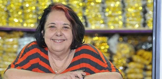 Carnavalesca Rosa Magalhães também teve destacada atuação como cenógrafa, figurinista, pintora e professora - Créditos: Divulgação