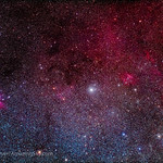 The Wizard and Other Faint Nebulas in Cepheus