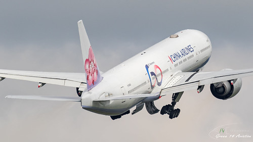China Airlines B777