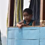 Laos Boy by Dan Dearden