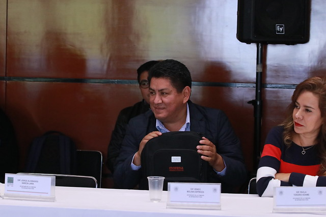 27/11/2019 Comisión De Infraestructura