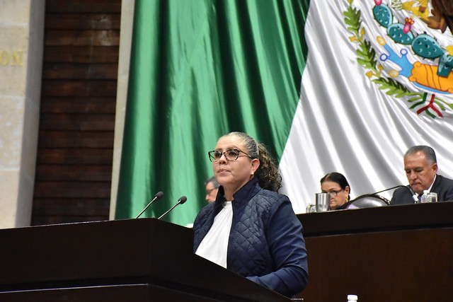 27/11/2019 Tribuna Dip. Miroslava Carrillo Sánchez