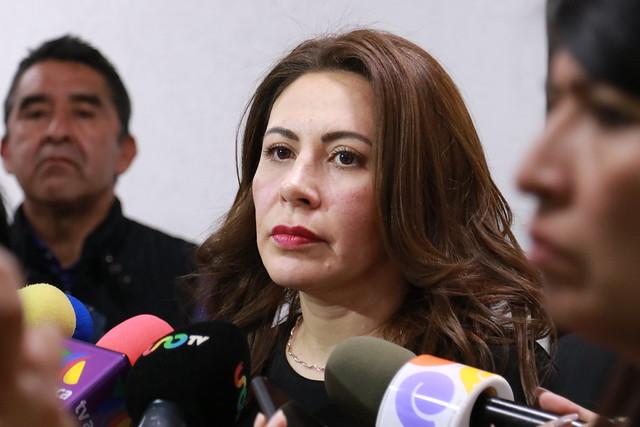 27/11/2019 Entrevista Dip Rocío Barrera
