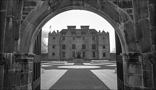 Portumna Castle (Infrared)
