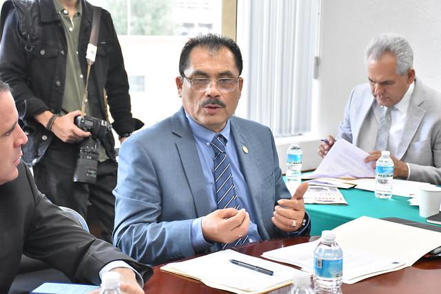 28/11/2019 Comisión de Recursos Hidráulicos