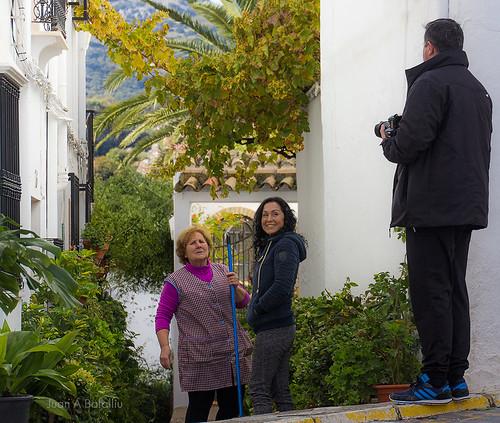 Escenas de Zuheros, uno de los pueblos más bonitos de España.