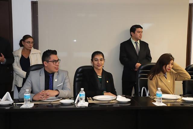 28/11/2018 Reunión de Trabajo con el Gobernador de San Luis