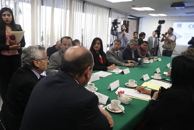 27/11/2019 Comisión De Asuntos Frontera Sur