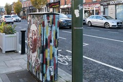 PAINT-A-BOX STREET ART [ACROSS THE STREET FROM THE RANELAGH TRAM LUAS TRAM STOP]-158213