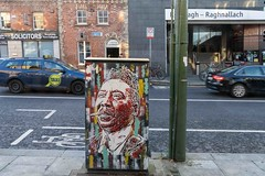 PAINT-A-BOX STREET ART [ACROSS THE STREET FROM THE RANELAGH TRAM LUAS TRAM STOP]-158212