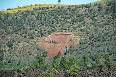 Robinson Mountain Cinder Cone (Pleistocene; San Francisco Volcanic Field, Arizona, USA)