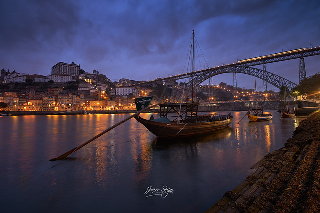 Os Rabelos do Porto