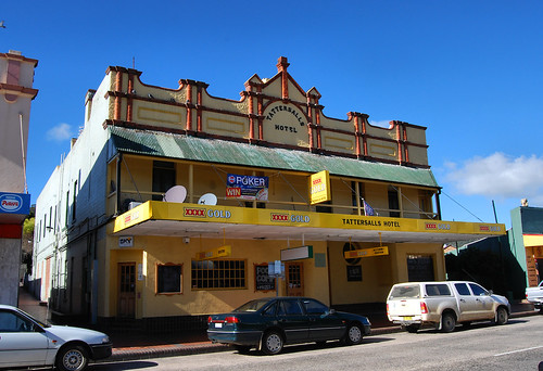 Tattersalls Hotel, Lithgow, NSW.