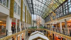 Jena Goethe Galerie und Weihnachtsmarkt