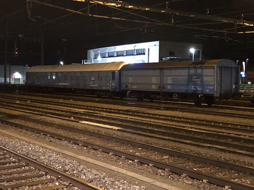 Train Delémont