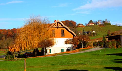 Zoppolten in der Steiermark in Österreich