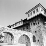 Athos Castle  (Tri-X)