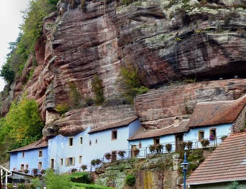 Graufthal - Maisons des Rochers
