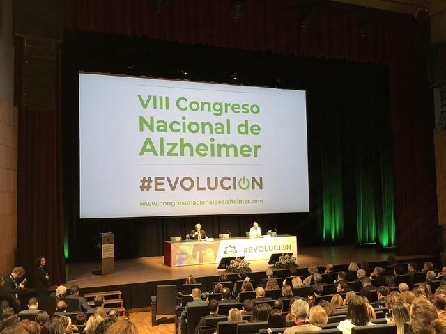 Congreso Nacional de Alzheimer en Huesca