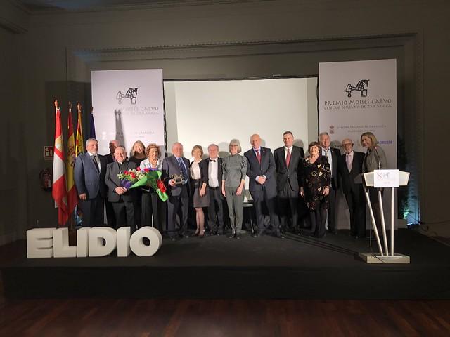 Premio Moisés Calvo 2019