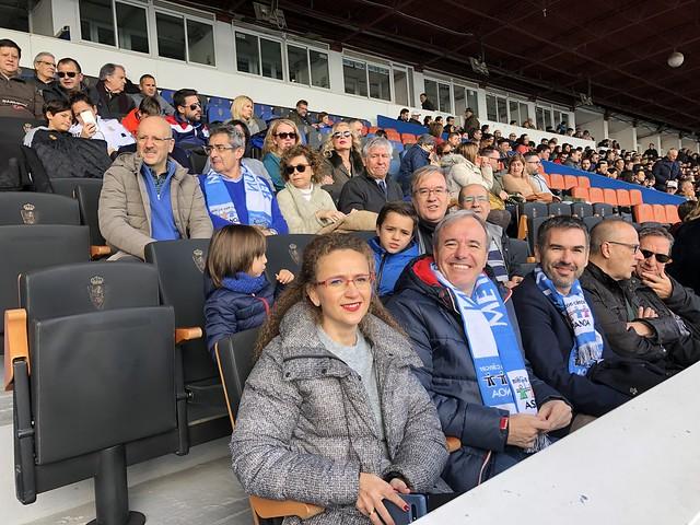 Partido ASPANOA 2019