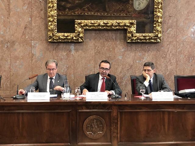 Jornada de la Constitución con Facultad de Derecho