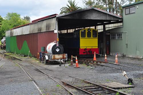 Kawakawa Engine Shed