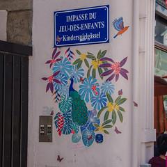 Rue du jeu-des-enfants #1 - Impasse pimpée
