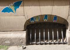 Rue du jeu-des-enfants #6 - Famille chauve-souris