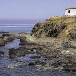 Coastal Church, Cyprus by Paul Lambeth