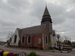 Houplin-Ancoisne, église Saint Martin