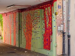 Rue du jeu-des-enfants #2 - Hand-tree