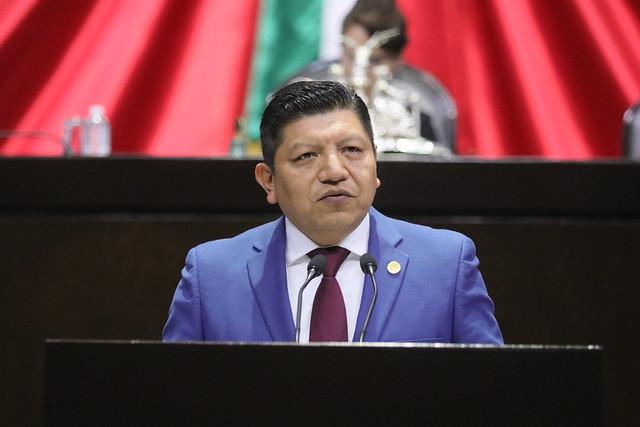 28/11/2019 Tribuna Dip. Jaime Humberto Pérez Bernabe
