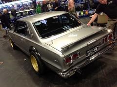 Datsun Skyline GT-R (1972)