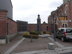 Houplin-Ancoisne, monument aux Morts