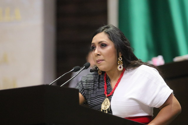 28/11/2019 Tribuna Dip. María del Carmen Bautista Pelaez