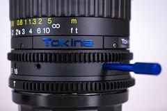 Tokina // Cinema ATX // 11-16mm // T3 // PL