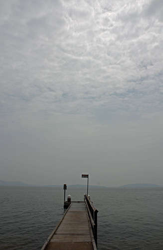 Jetty & Clouds