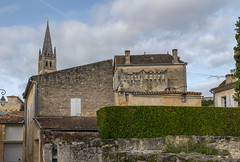 43240-Saint-Emilion - Photo of Branne