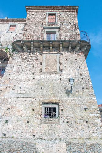 Nicotera (VV), 2009, Il Castello Ruffo.