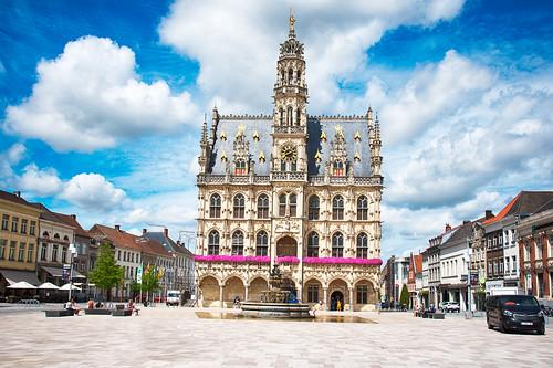 Stadhuis Oudenaarde -1-
