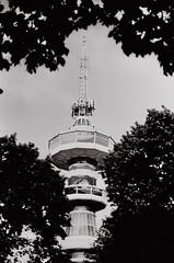 radio tower Thessaloniki